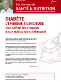 Le diabète, une épidémie silencieuse qui trouve en partie sa source dans l'équilibre nutritionnel, ce que la nutrithérapie prévient et accompagne efficacement par des protocoles de traitements.