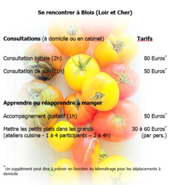 Prendre rendez-vous pour une consultation en nutrithérapie et aromathérapie à Blois 41000 , ou Bracieux 41250 ou à domicile dans le Loir et Cher puisque je me déplace.