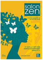 Venez me retrouver au Salon Zen 2018, stand L9 de cultivez vos talents, pour 5 jours de bien être et développement personnel, avec la nutrithérapie. On s'y retrouve?